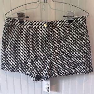 Dian von Furstenberg shorts